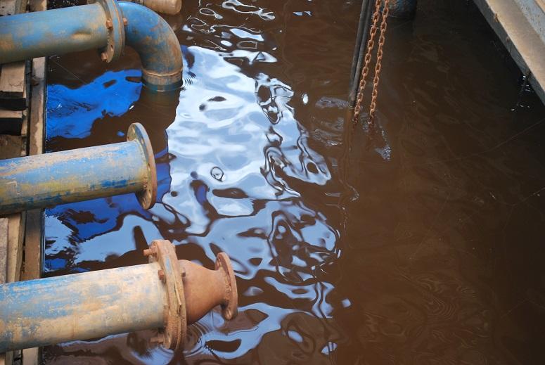 Kualitas Sungai Mahakam Menurun