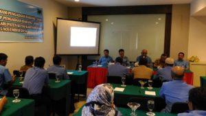 PDAM Tirta Mahakam Gelar Workshop Pengadaan Barang/Jasa